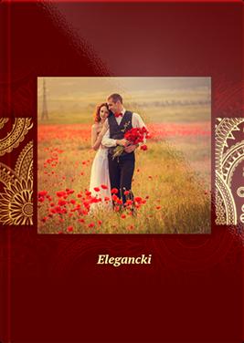 Szablon fotoksiążki Elegancki - Uwolnijkolory.pl