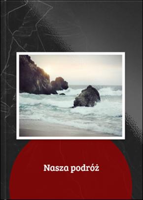 Fotoksiążka Nasza Podróż - Uwolnijkolory.pl