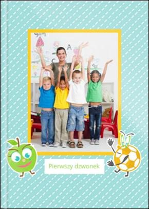 Fotoksiążka Pierwszy Dzwonek - Uwolnijkolory.pl
