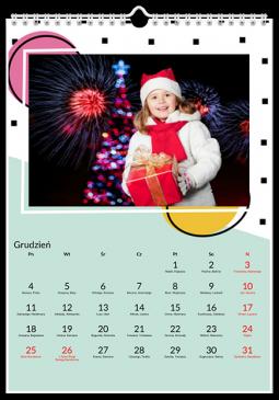 Cartoon Calendar
