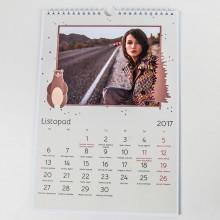 Fotokalendarz - Uwolnijkolory.pl